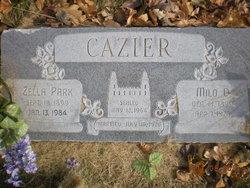 Zella Worthington <i>Park</i> Cazier