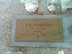 R. B. Thompson