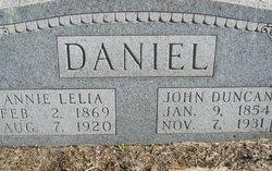 John Duncan Daniel