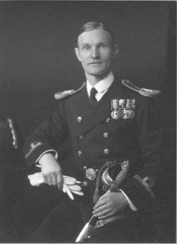 Commander (E) William Rochester Boiston