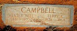 Hester Bell <i>Miller</i> Campbell