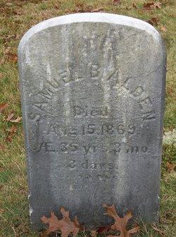 Samuel Bingley Alden