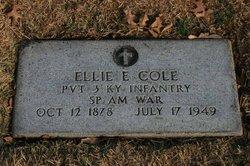 Ellie E Cole