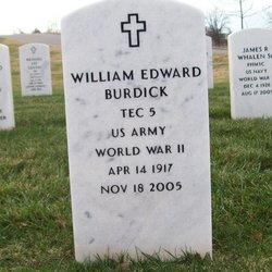 William Edward Burdick