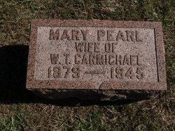 Mary Pearl <i>Roush</i> Carmichael