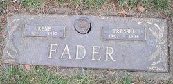 Irene M. <i>McNeil</i> Fader