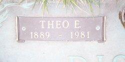 Theo E. <i>Langdon</i> Disher