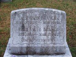 Albert Judson Branch