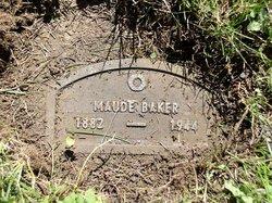 Maude M Baker