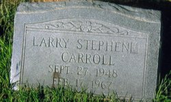 Larry Stephen Carroll