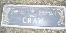 Elmer James Craw