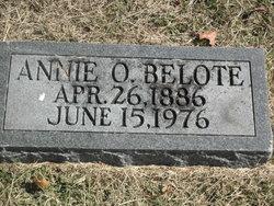 Annie O Belote