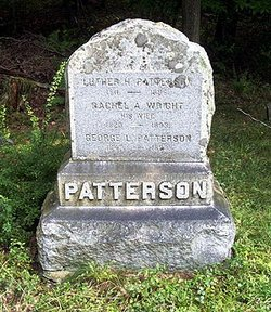 Rachel Ann <i>Wright</i> Patterson