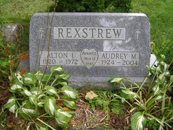 Audrey Marie <i>Drake</i> Rexstrew