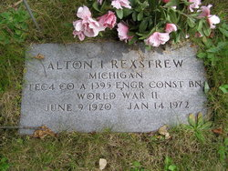 Alton Irving Cork Rexstrew