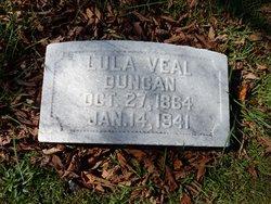 Lula <i>Veal</i> Duncan