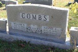 William Keener Bill Combs