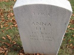 Anna Lee Baxter