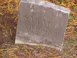 Sarah <i>Chace</i> Barker