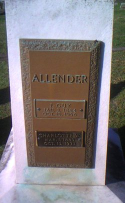 Charlotte <i>Wheeler</i> Allender
