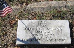 PFC George L Abrams