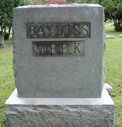 Katherine H Kate <i>Hensley</i> Bayless