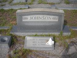 Ruby <i>Underwood</i> Johnson