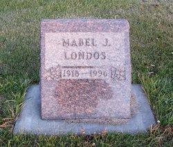 Mabel J Londos