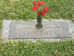 Dorcas Elizabeth Lizzie <i>Joplin</i> Boothe