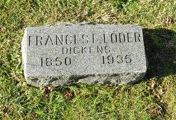 Frances Ellen <i>Loder</i> Dickens