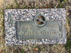 Mary A. Hardin