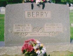 Elwood William Curley Berry