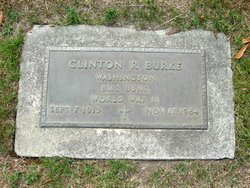 Clinton R Burke