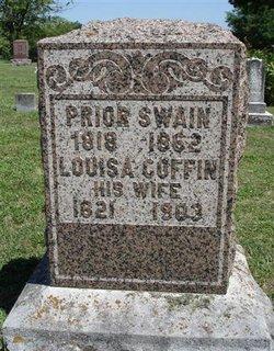 Louisa <i>Coffin</i> Swain