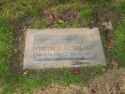 Chester Leroy Alcorn