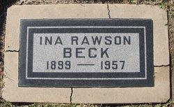 Ina Chloe <i>Carpenter</i> Beck