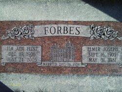 Ila Ada <i>Flint</i> Forbes