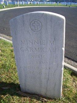 Minnie M. Carmical