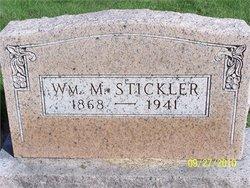 William Marshall Stickler