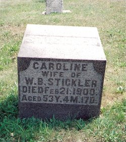 Caroline <i>Beer</i> Stickler