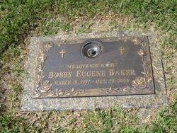 Bobby Eugene Baker