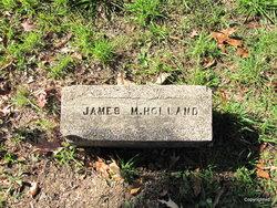 James M Holland