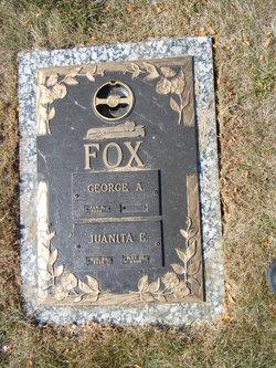 Juanita Elizabeth <i>Stockman</i> Fox