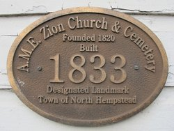 Lakeville African Methodist Episcopal Zion Church