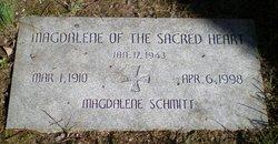 Magdalene Schmitt
