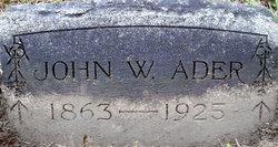 John William Ader