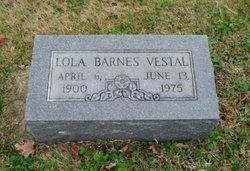 Lola <i>Barnes</i> Vestal
