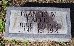 Francis William Harris