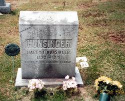 Harry Foster Hunsinger