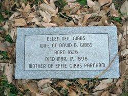 Ellen Louisa <i>Neil</i> Gibbs